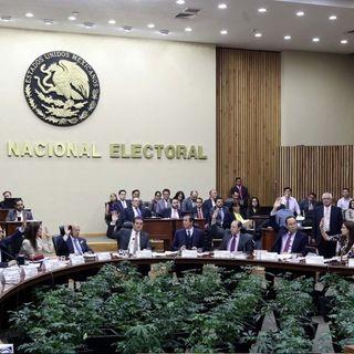 INE designa a 384 consejeros que organizaran elecciones 2021