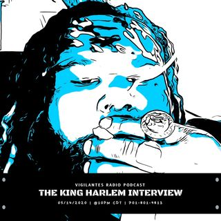 The King Harlem Interview.