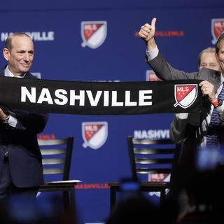 Soccer 2 the MAX:  Nashville MLS, CONCACAF Champions League Round of 16