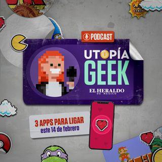 Apps para ligar | Utopía Geek: aplicaciones móviles para encontrar pareja