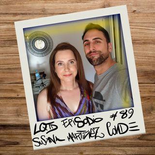 #89: Susana Martínez-Conde - ¿Por qué nos engañan los magos?