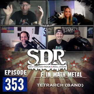 Tetrarch (Band) - F In Math Metal