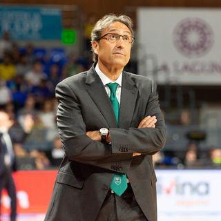 """Luis Casimiro: """"Hemos hecho un partido muy sólido"""""""