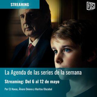 Streaming: Agenda de series del 6 de mayo al 12 de mayo