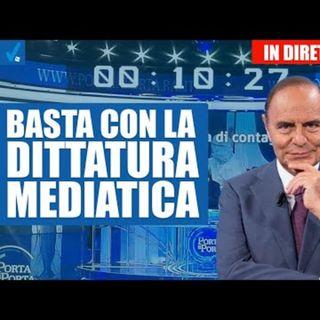 In diretta da Roma. Basta con la dittatura mediatica - Dietro il Sipario - Talk Show