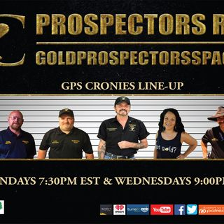 Prospectors Radio LIVE 2-5-20 West coast Wednesday