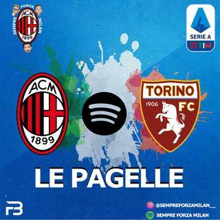 MILAN TORINO 1-0   PAGELLE