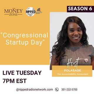 New Podcast! Congressional Start-up Week