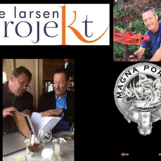 Ep 219: Winery-preneurs The Larsen Projekt and CamLow Cellars of Sonoma, CA