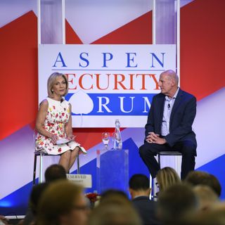 Dan Coats Discusses Election Interference, the White House's Invitation to Putin, and More