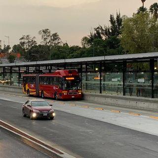 Mañana inicia la ampliación de la Línea 5 del Metrobús