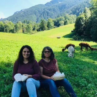 Gli alpaca, la loro lana e i prodotti naturali: intervista alle allevatrici Ladina e Simona - 2