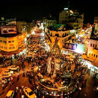 Ramallah, la montagna di Dio