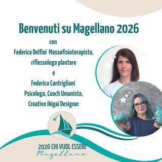 FedeD e FedeC - Benvenuti su Magellano 2026