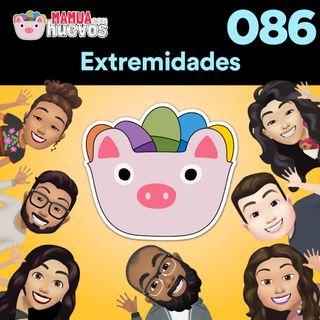 Extremidades - MCH #086