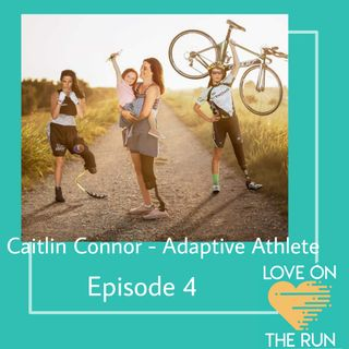 Athlete Spotlight: Caitlin Conner- adaptive athlete, mother, badass.