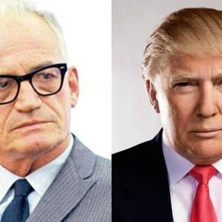 Is Donald Trump another Barry Goldwater?
