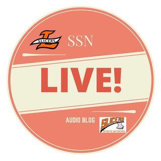 SSN LIVE AUDIO BLOG
