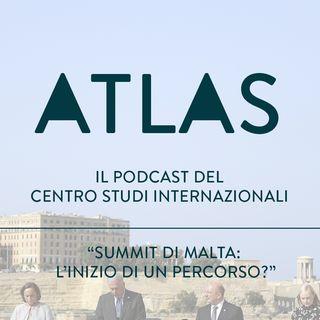 Summit Di Malta: L'inizio di un percorso?