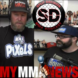 MMA News UFC Copenhagen Mexico City Bellator Featherweight Grand Prix BJ Penn