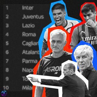 Pronostichiamo la classifica di Serie A