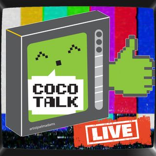 CoCoTALK! episode 115 - CoCo Forever Screening Party Contest