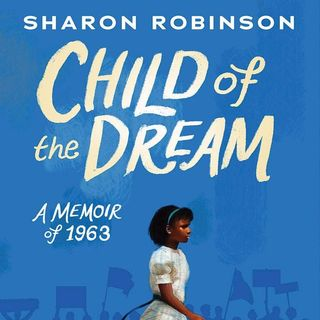 Sharon Robinson Releases Child Of The Dream