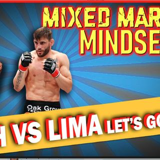 Mixed Martial Mindset: Lima Says Fitch Deserves The Shot! Twitter Punks Out For Conor! Plus Duke University Jumps The Shark