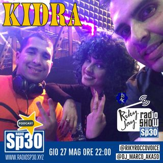 RikyJay Radio Show - ST.2 N.74 - Ospite KIDRA