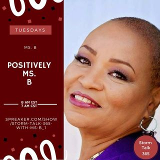 "Positively Ms.B"" - Jamise Wilson Discusses Old Habits Resurfacing"