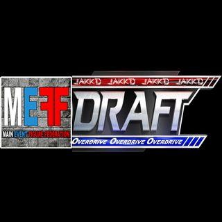 Main Event Figure Federation Draft 2020