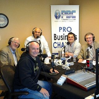 Buckhead Business Show - Entreholic, Cold Call Reluctance and Business Development