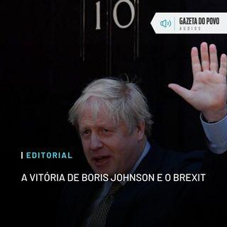 Editorial: A vitória de Boris Johnson e o Brexit