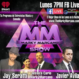 TONIGHT INVITADOS JAVIER AVILA | JAY SERATTI | COMEDIA