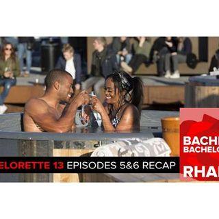 Bachelorette Season 13 Episodes 5 and 6: From South Carolina to Scandinavia