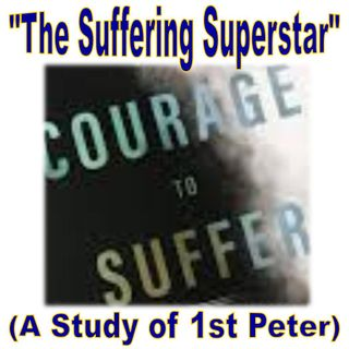 """""""Suffering Superstar"""" -I Peter Lesson 1: The Life of Peter (Audio from the Video)"""