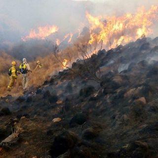 Incendios En Cordoa - Informa Diego Concha