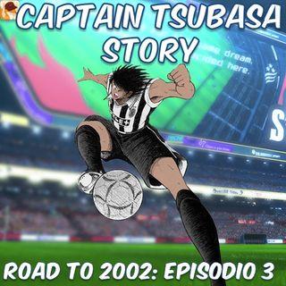 Road To 2002: Episodio 3 - L'esordio in serie A di Hyuga
