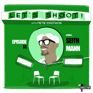 "Episode 14: Seith Mann On Being A Complete Filmmaker and How Timing Led To ""The Wire"""