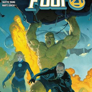 Source Material #182 - BONUS CONTENT - Fantastic Four #1 (Marvel, 2018)