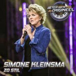 Simone Kleinsma - Zo Stil