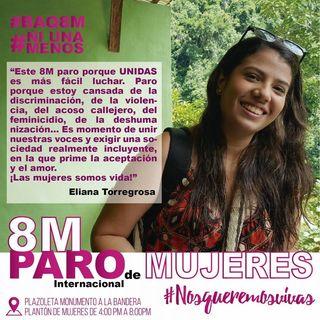 Paro Internacional de Mujeres #8MBAQ #PIM 2017