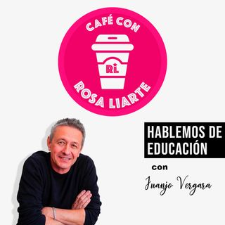"""23. Juanjo Vergara - """"Es necesario conectar los contenidos con las personas"""""""