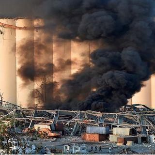 Este miércoles, será día de luto por las victimas de Beirut