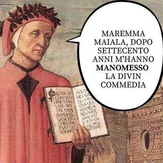 """""""Manometto"""", la rivisitazione belga della Divina Commedia"""