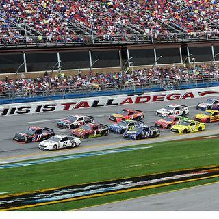 Off the Track:Russell Branham Director of Communications at Talladega Speedway