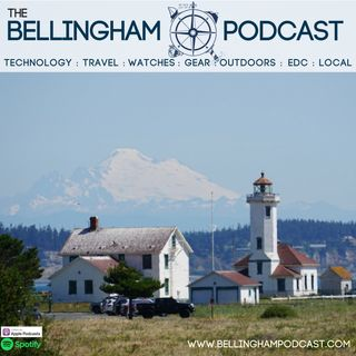 "Ep. 88 ""PNW Lighhouse Points"" #outdoors (Urban Hiker Grand Tour)"
