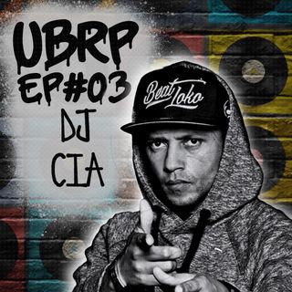 UBRP #03 DJ CIA (RZO/Seu Jorge)