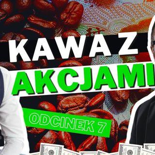 Kawa z Akcjami odc. 7 || Zamienia odpady w pieniądze, pali kawę, karmi i poi ludzi. Kim jest Tomasz Nietubyć?