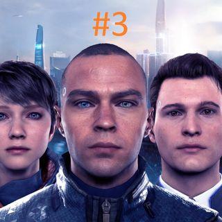 [episodio 3: Connor] Detroit: become human - Il videogioco che ha predetto il FUTURO